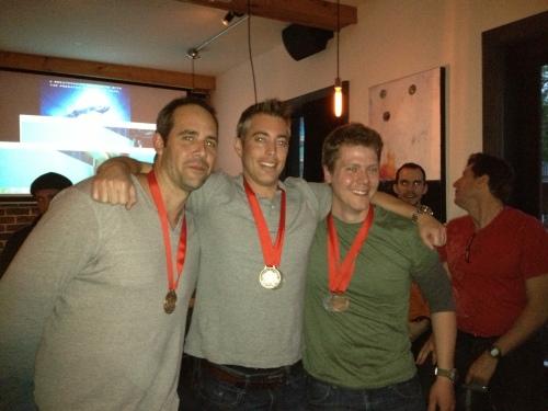 2013 Montreal Winners