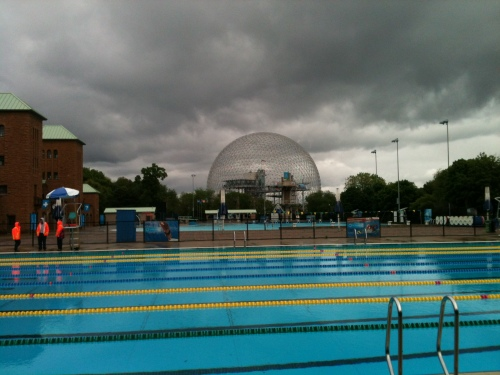 Montreal Outdoor Pool